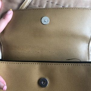 Guess Bags - VINTAGE GUESS leather brown crossbody Bag